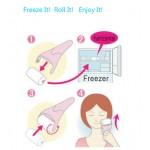 Ice Roller Derma Roller - Plastic