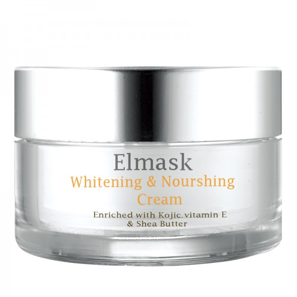 Elmask Whitening and Nourshing Cream