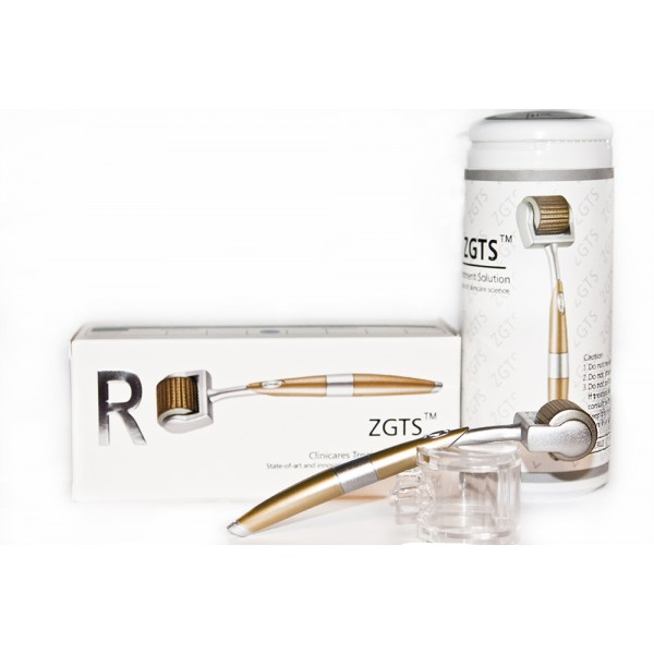 ZGTS 192 Gold DERMA ROLLER