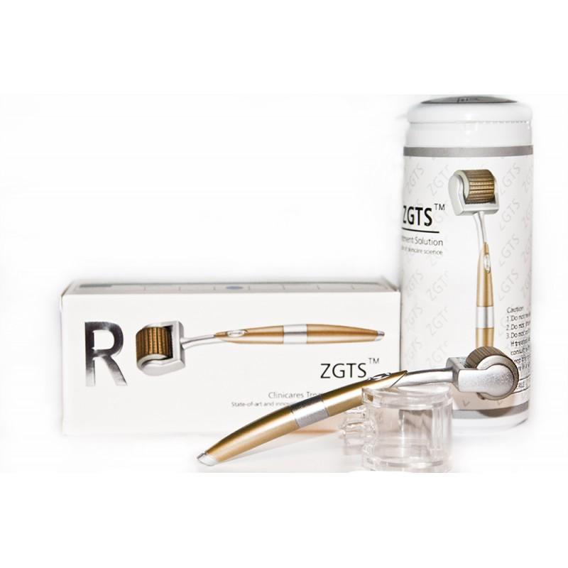 Buy Zgts Derma Roller 192 Gold Best For Skin Care